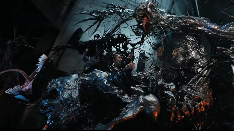 Foto: Trailer Venom terbaru / Sony Pictures