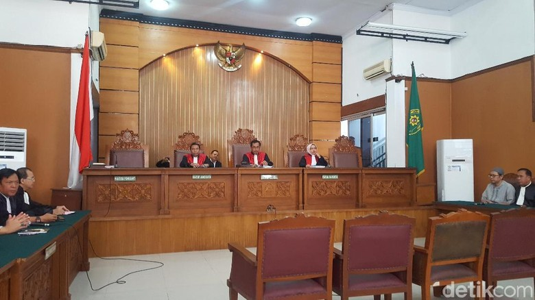 Dinyatakan Organisasi Teroris, JAD Dibekukan Hakim PN Jaksel