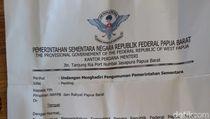 Polisi Cek Kebenaran Surat Pertemuan Separatis Papua Barat