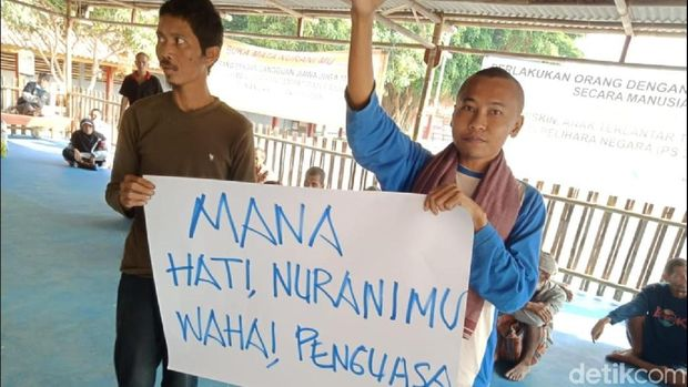 Penderita Gangguan Jiwa di Sukabumi Tagih Janji Relokasi