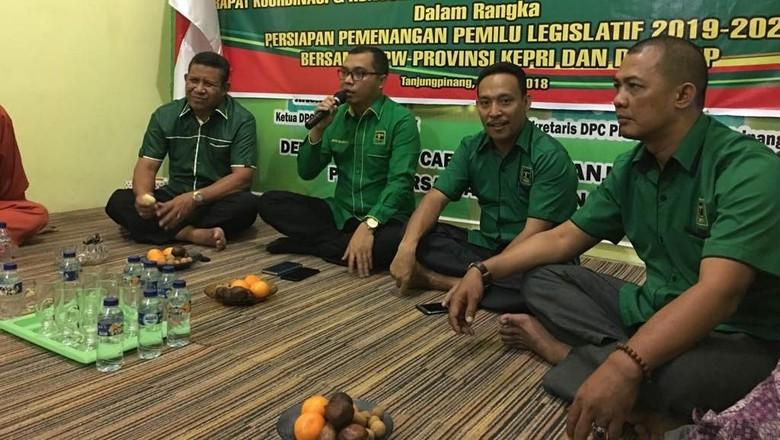 PPP Bidik Satu Fraksi di DPRD Kepri