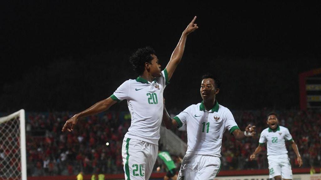 Piala AFF U-16: Bagus Kahfi Dua Gol, Indonesia Tekuk Myanmar 2-1