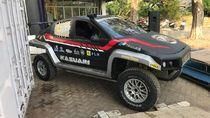Top! ITS Kenalkan 2 Mobil Balap Dakar Listrik dan Hybrid