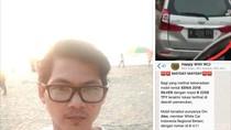 Sebelum Ditemukan Tewas, Sopir Taksi Online Dilaporkan Hilang