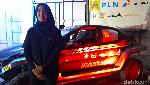 Mahasiswi Cantik Perancang Mobil Listrik ITS