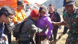 Sambil Sesenggukan, Pendaki Ini Ceritakan Horor Rinjani