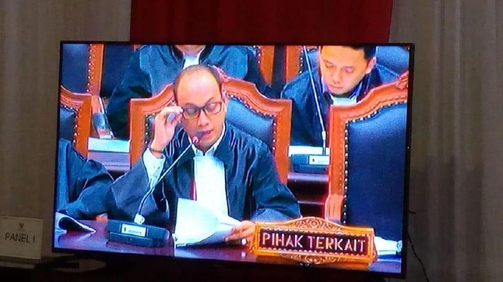 Sidang Sengketa Pilgub Lampung, Tim Arinal: Mereka Tak Punya Legal Standing