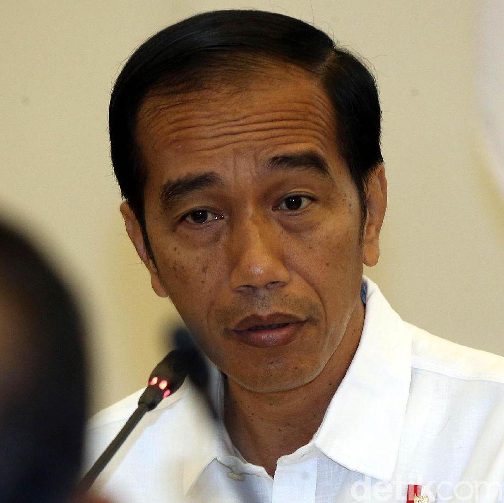 Perempuan yang Terobos Konvoi Jokowi Masih Diperiksa