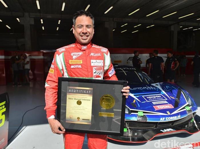 David Tjiptobiantoro, Pembalap Pertama Indonesia di Ajang Balap 24 Jam