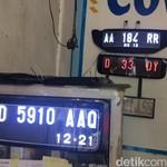 Ini Cara Mengurus Pelat Nomor Kendaraan Bermotor yang Rusak atau Hilang