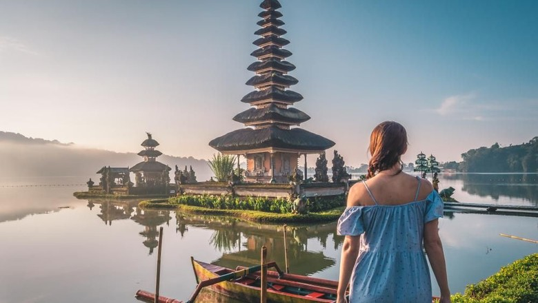 Ilustrasi Bali (Shutterstock)