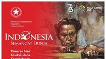 Seni Kriya Langka Koleksi Istana Kepresidenan Dipajang Perdana