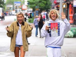 Justin Bieber dan Hailey Baldwin Diam-diam Sudah Menikah?