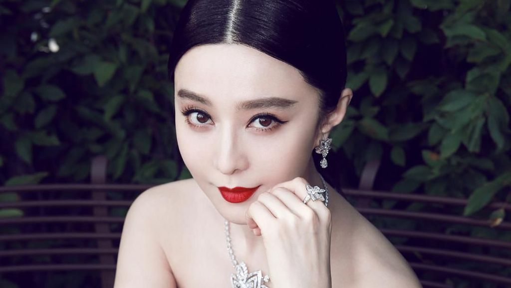 Mengejutkan, Penampilan Fan Bingbing di Instagram Setelah Hilang Misterius