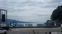 Danau Toba Bersiap Sambut Obor Asian Games