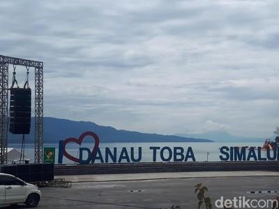 Getol Promosi Danau Toba, Makin Meriah dengan Night Market Parapat