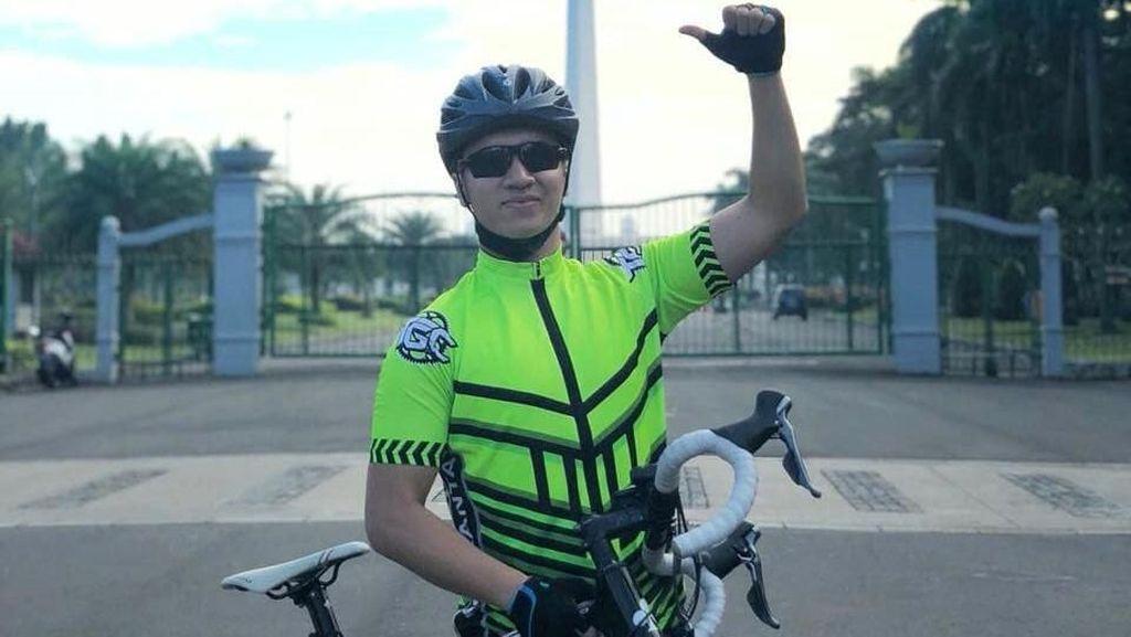 Bugarnya Andre Ferdian, Polisi Gagah yang Bikin Cewek Kelepek-kelepek