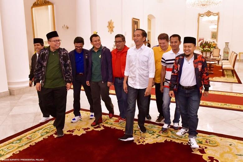 Eks Ajudan Sukarno: Sederhana Jokowi Tak Dibikin-bikin