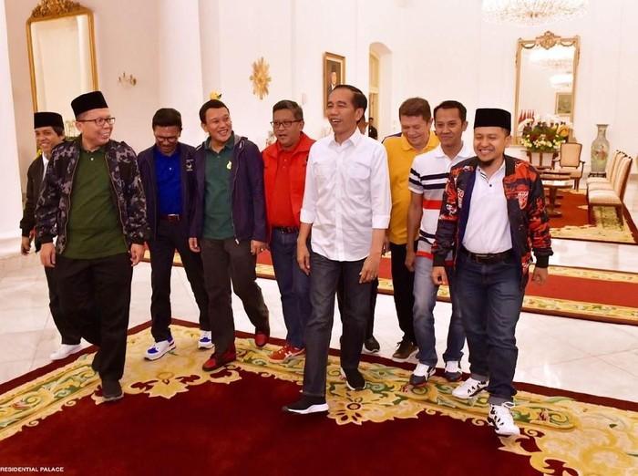 Foto: Fotografer Istana Kepresidenan Agus Suparto