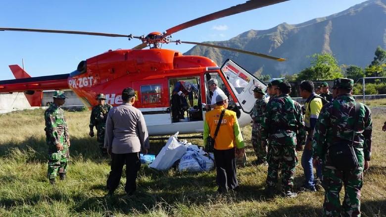 Sempat Terjebak di Gunung Rinjani, 3 Pegawai LKPP Berhasil Dievakuasi
