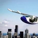 Waduh, Mobil Terbang Jatuh Saat Diuji