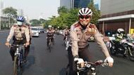 Kakorlantas Bakal Ngantor Sambil Ngegowes Selama Asian Games