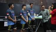 Temui Atlet Trampolin, Menpora Carikan Solusi Gaji yang Belum Dibayar