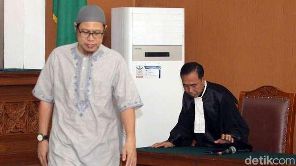 JAD Cuma Bisa Pasrah Dibekukan Pengadilan