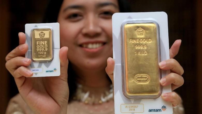 Tips Menjadikan Emas sebagai Investasi Bunda (Foto: dok. Antam)