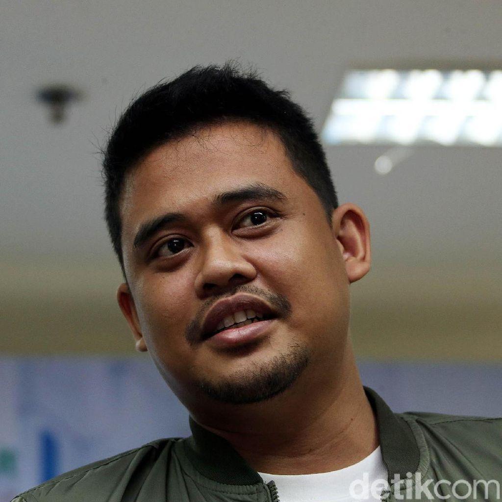 Bobby Nasution Tak Ikut Penjaringan Bakal Cawalkot Medan dari PDIP