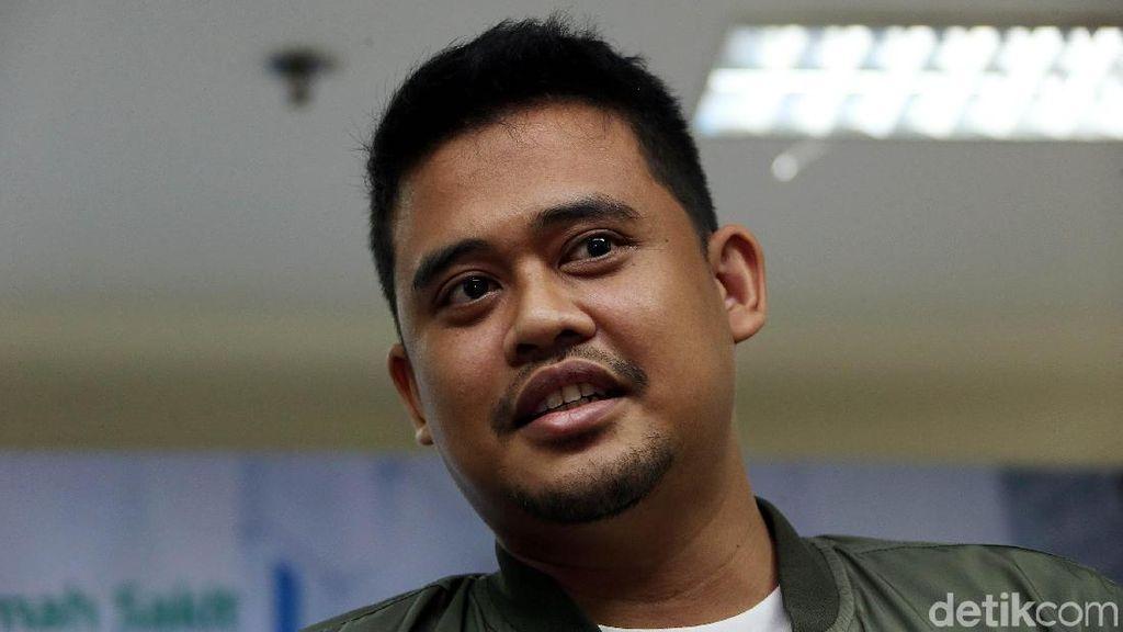Pilwalkot Medan, Menantu Jokowi Masuk Radar NasDem