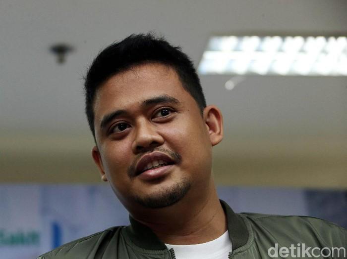 Bobby Nasution (Foto: Rengga Sancaya-detikcom)