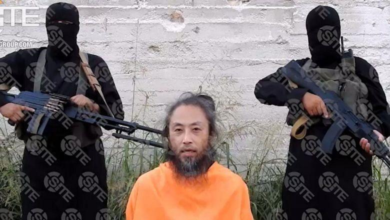 Muncul Video Sandera Asal Jepang dan Italia yang Disekap di Suriah