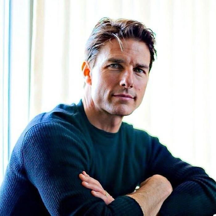 Karena punya masalah dengan dengkuran, Tom Cruise bahkan mendesain kamar khusus yang dilengkapi dengan dinding kedap suara. Total! (Foto: Dok. Instagram/tomcruiseoffcial)