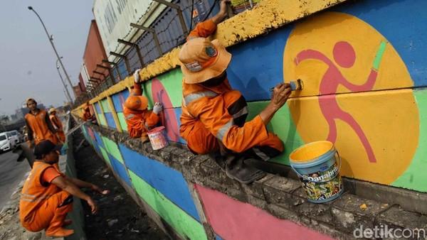 Hari Prast Apresiasi Beautifikasi Mural Anies, Tapi..