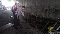 Pekerja Proyek Tol Pandaan-Malang Tewas Tertimpa Scaffolding