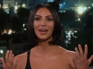 Penyesalan Kim Kardashian Setelah Potong Rambut Jadi Pendek