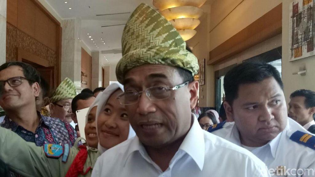LRT Palembang Mogok, Menhub: Ini Pertama Kali, Mohon Dipahami