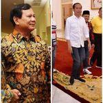 Kata OJK soal Pasangan Jokowi-Maruf dan Prabowo-Sandi