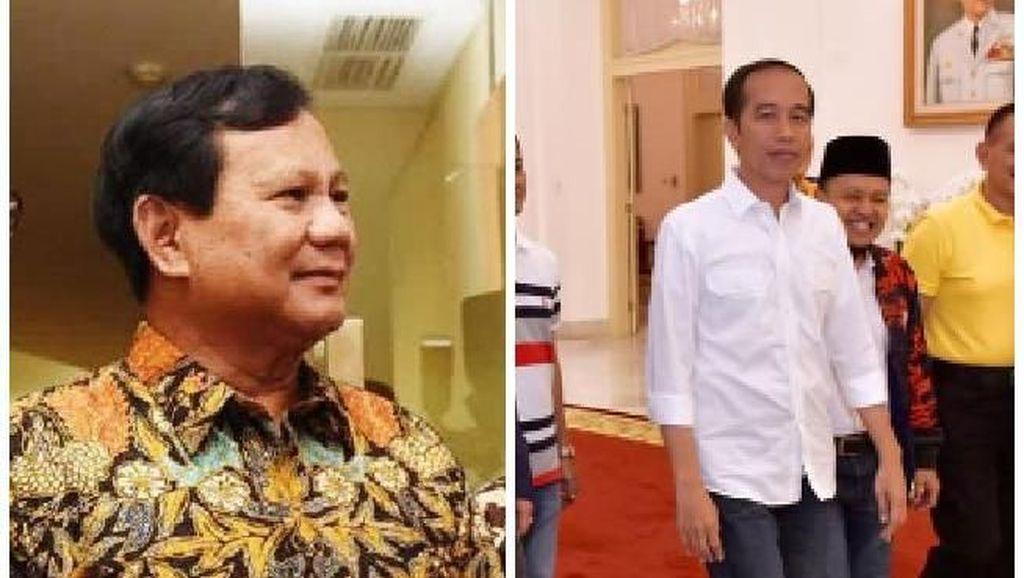Jokowi dan Prabowo Umumkan Pasangan, Bos BEI: Tidak Berdampak ke IHSG