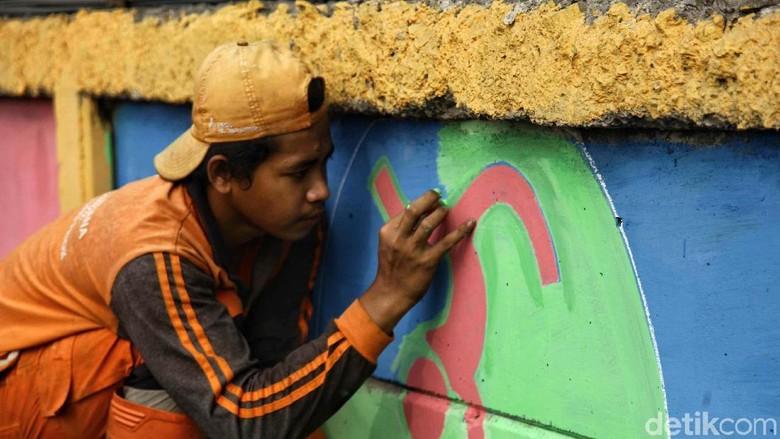 Soal Beautifikasi Mural, Anies Berharap Tak Diprotes Demi Ekspresi