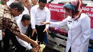 RI Ekspor 5.600 Ton Bawang Merah ke Thailand