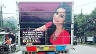 Saat 13 Wajah Artis Indonesia Jadi Lukisan Truk, Kocak Tapi Sarat Makna