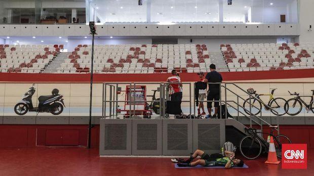 Velodrome Terbaik di Asia Tenggara Siap Digowes
