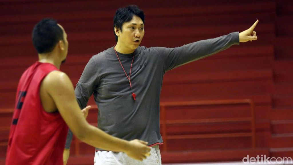 Hadapi Juara Bertahan Korea Selatan, Timnas Basket Realistis