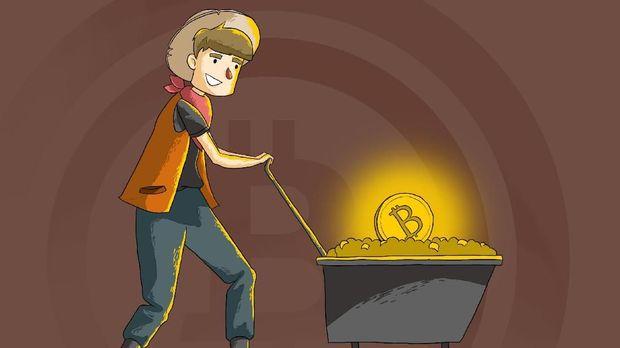 Pernah Dekati Rp 300 Juta, Berapa Nilai Bitcoin Sekarang?