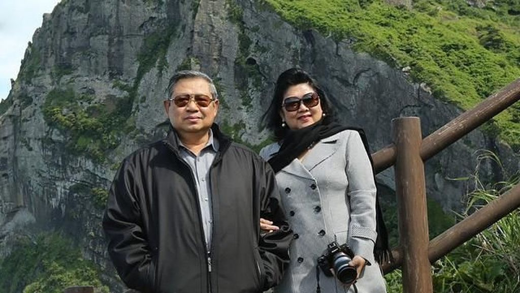 Ucapan Romantis Ani Yudhoyono di Ulang Tahun ke-69 SBY