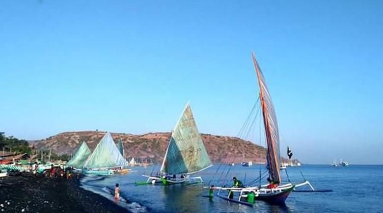 Foto: Wisata laut Pulau Sangiang (istimewa)