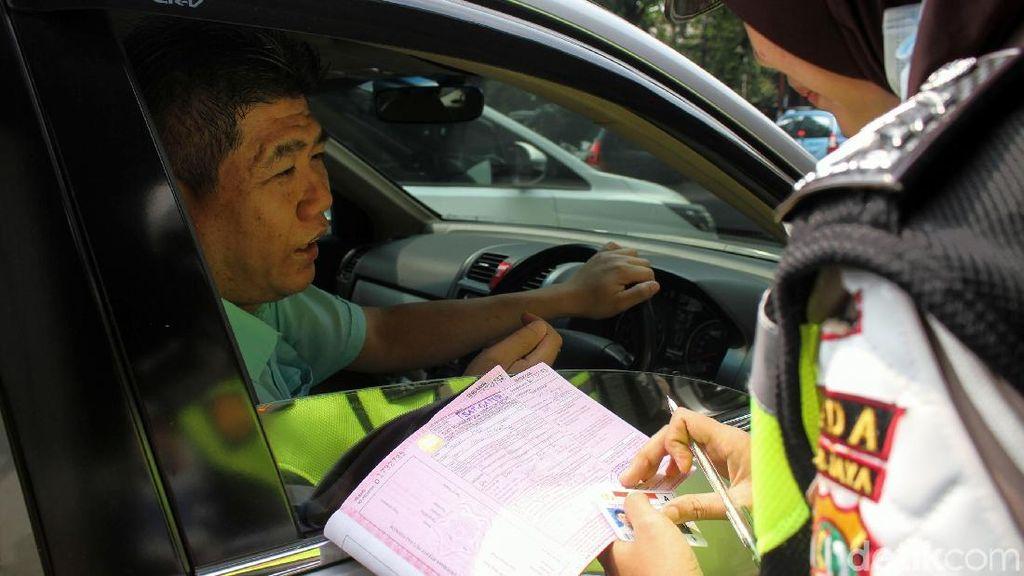Belum Tebus Surat Tilang, Jangan Harap Bisa Buat SIM Baru