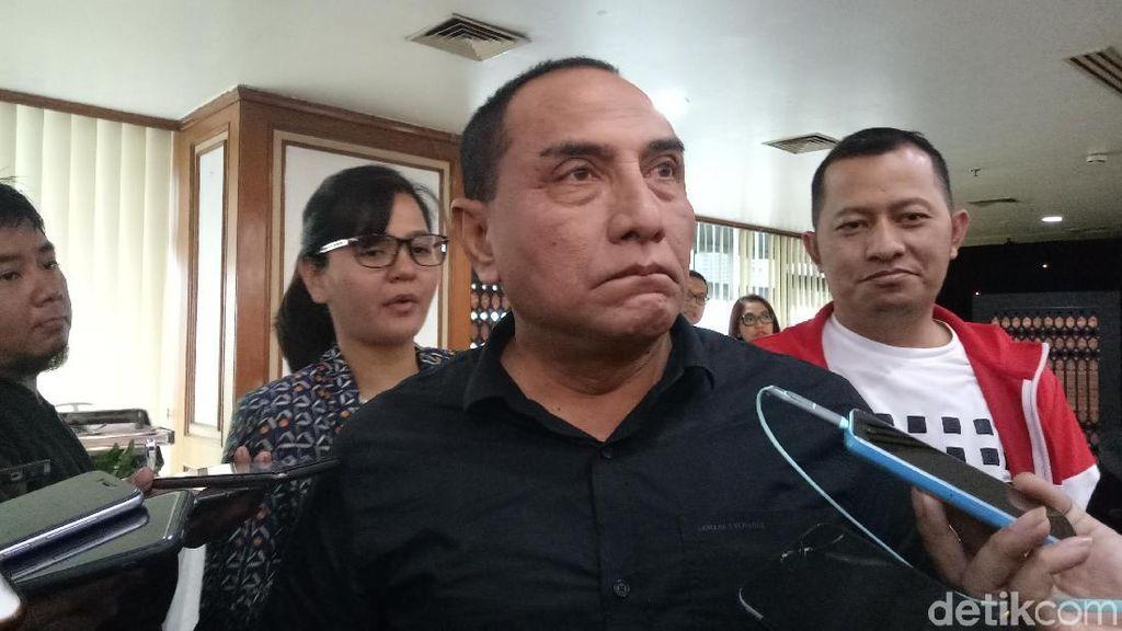 Anggota Exco Ditangkap, Edy: PSSI Dukung Langkah Kepolisian